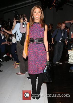 Heather Kerzner London Fashion Week Spring/Summer 2013 - Dion Lee - Front Row London, England - 15.09.12