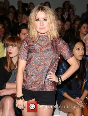 Little Boots aka Victoria Hesketh London Fashion Week Spring/Summer 2013 - Felder Felder - Front Row London, England - 14.09.12