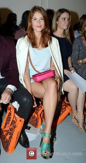 Gemma Arterton and London Fashion Week