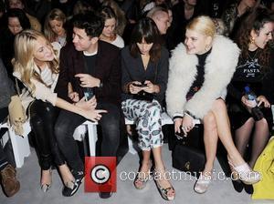 Nick Grimshaw, Alexa Chung, Pixie Geldof and London Fashion Week