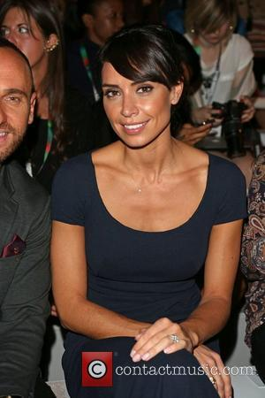 Christine Bleakley London Fashion Week Spring/Summer 2013 - Jasper Conran - Front Row London, England - 15.09.12