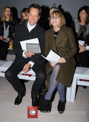 Richard E. Grant and London Fashion Week