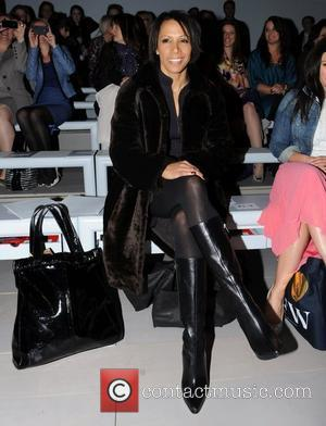 Kelly Holmes and London Fashion Week