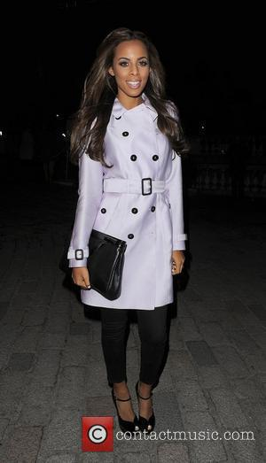 Rochelle Wiseman and London Fashion Week