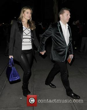 Holly Valance and London Fashion Week