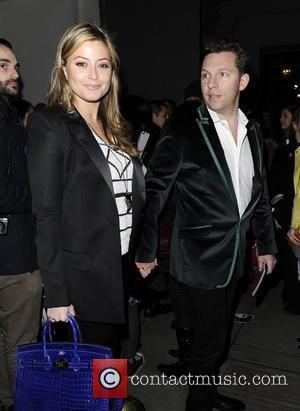 Holly Valance and London Fashion Week