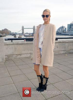 Poppy Delevigne London Fashion Week Autumn/Winter 2012 Michael Van Der Ham - Outside Arrivals London, England - 20.02.12