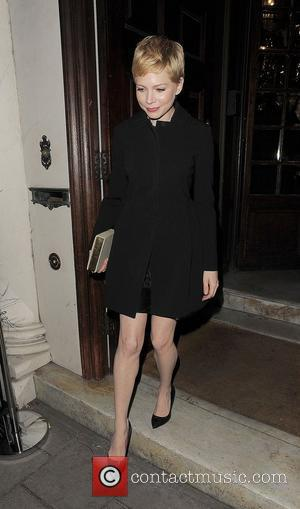 Michelle Williams and London Fashion Week