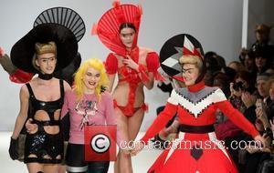 Jaime Winstone, Pam Hogg and London Fashion Week