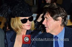 Kim Cattrall, Bryan Ferry and London Fashion Week