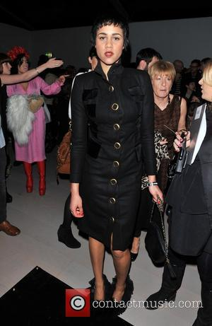 Zawe Ashton and London Fashion Week