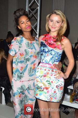 Tolula Adeyemi, Amber Atherton London Fashion Week - Autumn/Winter 2012 - Prose - Catwalk/Front Row London, England - 20.02.12