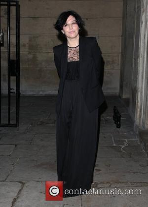Sharleen Spiteri Stella McCartney Winter 2012 London Eveningwear Presentation and Dinner London, England - 18.02.12