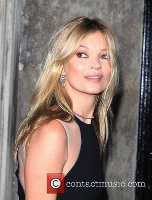 Kate Moss Stella McCartney Winter 2012 London Eveningwear Presentation and Dinner London, England - 18.02.12
