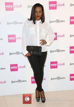 Keisha Buchanan, London Fashion Week