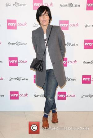 Sharleen Spiteri London Fashion Week Spring/Summer 2013 - Very.co.uk - Arrivals London, England - 13.09.12