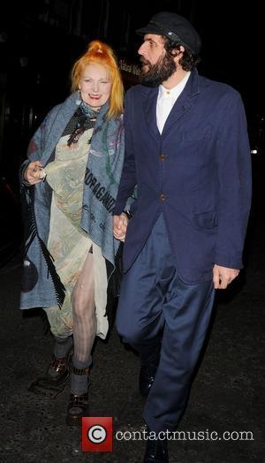 Vivienne Westwood, Jo Wood and London Fashion Week