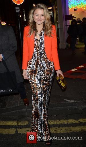Amber Atherton London Fashion Week - Autumn/Winter 2012 - Vivienne Westwood - After Party at The Box London, England -...