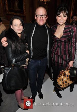 Heston Blumenthal, Gizzi Erskine and London Fashion Week