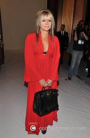 Jo Wood and London Fashion Week