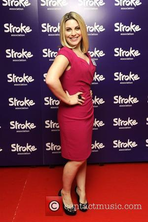 Louise Dearman Stroke Association's Annual Life After Stroke Awards held at the Dorchester Hotel - Arrivals  London, England -...