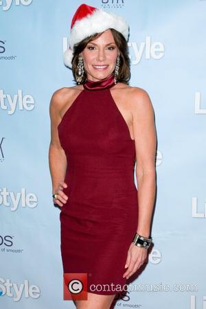 Countess LuAnn de Lesseps  Life & Style 2011 Holiday Party at STK Midtown - arrivals New York City, USA...