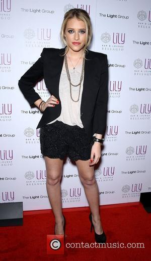 Carly Chaikin The Light Group celebrates grand opening of Lily Bar and Lounge at The Bellagio Resort and Casino...