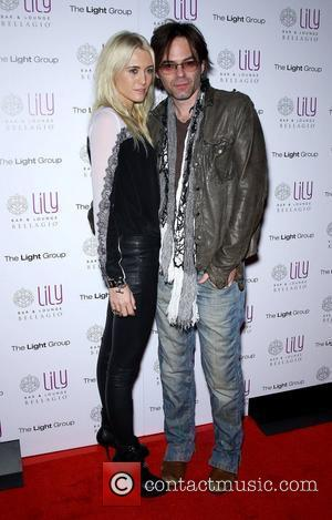 Pollyanna Rose and Billy Burke The Light Group celebrates grand opening of Lily Bar and Lounge at The Bellagio Resort...