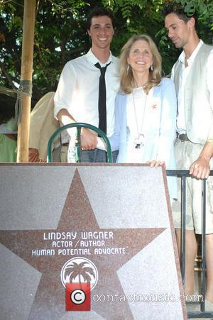 Lindsay Wagner Lindsay Wagner Palm Springs Walk of Stars ceremony held at Cafe Europa and The Corridor Gardens Palm Springs,...
