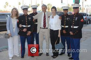 Lindsay Wagner, Richard Anderson and Linda Carter Lindsay Wagner Palm Springs Walk of Stars ceremony held at Cafe Europa and...