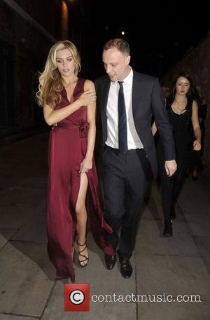 Abbey Clancy and Old Billingsgate