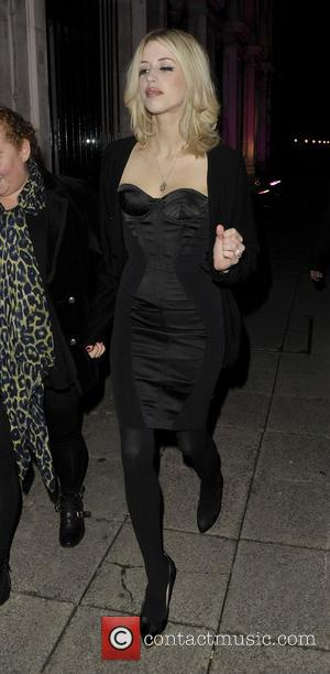 Peaches Geldof and Old Billingsgate