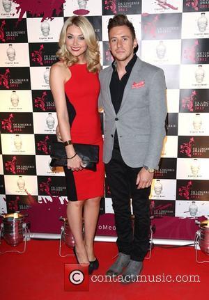 Georgia Horsley and Danny Jones The UK Lingerie Awards 2012 London, England - 19.09.12