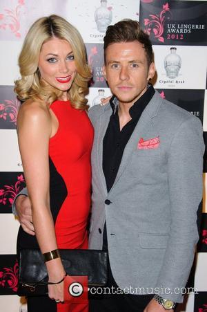 Georgia Horsley and Danny Jones The UK Lingerie Awards 2012 London, England - 19.09.12
