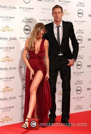 Abbey Clancy, Abigail Clancy, Peter Crouch, Lingerie London and Old Billingsgate