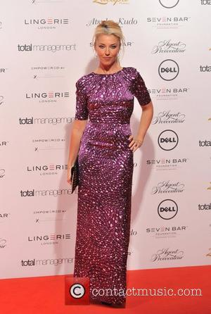 Tamara Beckwith Lingerie London held at Old Billingsgate. London, England - 24.10.12