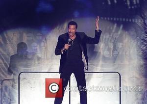 Lionel Richie and Manchester Mcr Arena