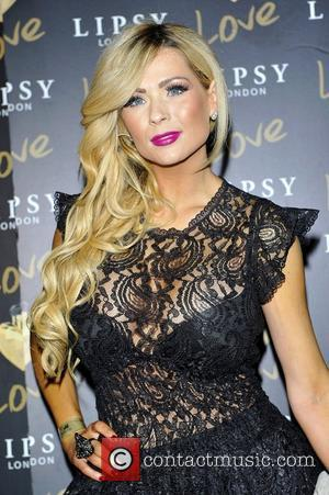 Nicola McLean,  at the Lipsy London Love launch party at Gilgamesh. London, England - 06.11.12
