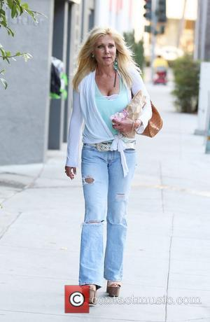 Lisa Gastineau out and about walking in Beverly Hills Beverly Hills, California - 22.08.12