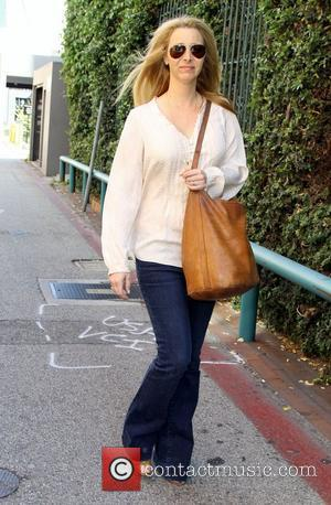 Lisa Kudrow out and about in Beverly Hills Los Angeles, California, USA - 15.05.12