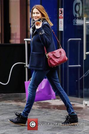 Lisa Snowdon and Capital Fm