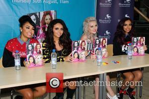 Perrie Edwards, Little Mix and Bluewater