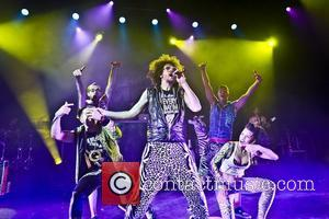 Lmfao and Shepherd's Bush Empire