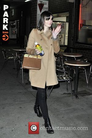 Ali Lohan  spotted out and about in Manhattan New York City, USA- 05.11.12