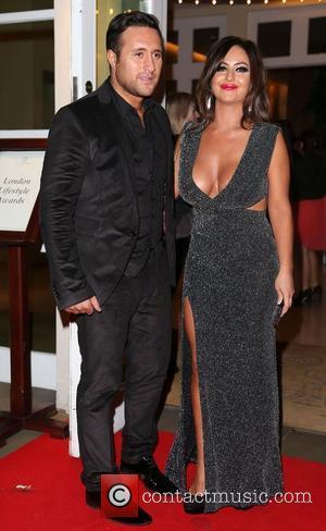 Antony Costa,  at the Hot Diamonds London Lifestyle Awards held at The Hurlingham Club. London, England - 17.10.12