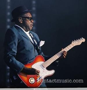 Neville Staple of The Specials performs on stage during the BT London Live closing ceremony concert at Hyde Park London,...