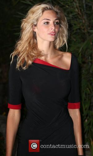 Tamsin Egerton Fundraising Gala in aid of the Zeitz Foundation and Zoological Society of London held at London Zoo London,...