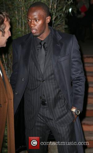 Usain Bolt Fundraising Gala in aid of the Zeitz Foundation and Zoological Society of London held at London Zoo London,...