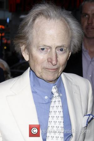 Tom Wolfe Is Back With 'Back To Blood'