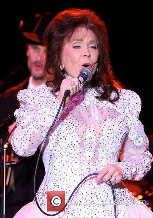 Loretta Lynn Loretta Lynn and special guests perform at Dallas Event Center inside Texas Station Casino  Las Vegas, Nevada...